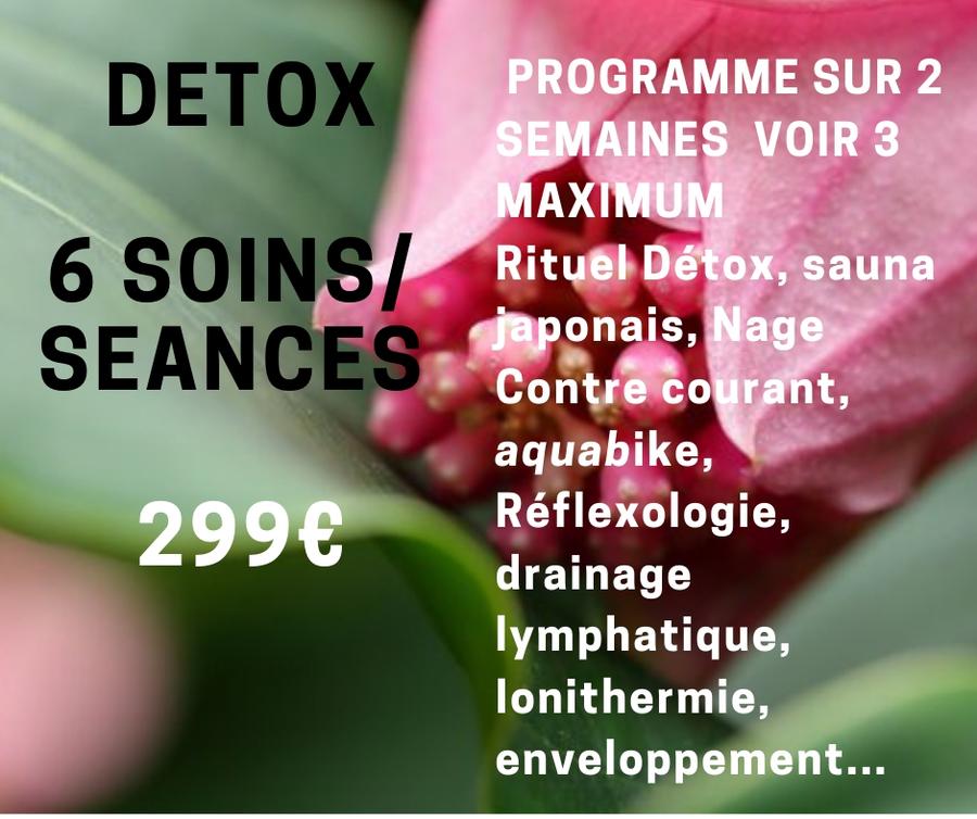 DETOX 6 soins
